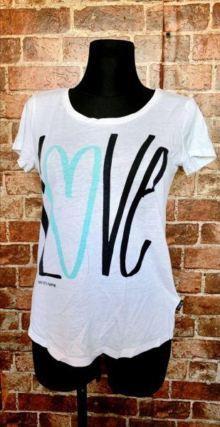 T-shirt Bluzka Love