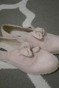 Różowe buty Vices