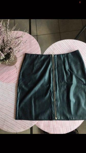 Spódnice Mini skorzana M
