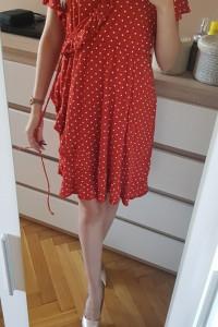 retro sukienka...