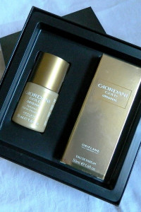 Oriflame Giordani Gold Original edp 50 ml deo zestaw prezentowy...
