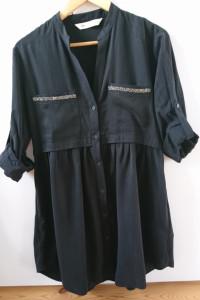 Czarna sukienka Zara XS...