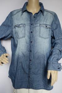 Koszula Dzinsowa Jeansowa L 40 Oxford Street Dzins Jeans...