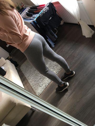 Dresy Szare dresy Nike S