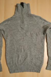 Sweter ULVANG wełna wool 100 Norwegia Norweski M...