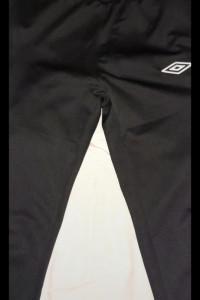 Oryginalne spodnie dresowe Umbro czarne