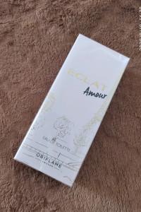 Woda toaletowa Eclat Amour 50ml NOWA damskie perfumy oriflame...