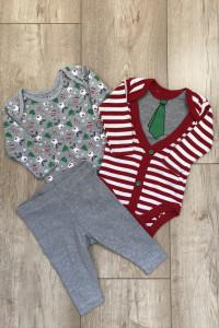 Świąteczny zestaw niemowlęcy Lupilu