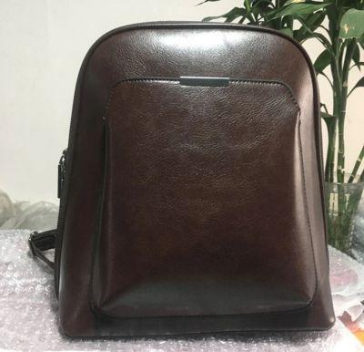 Plecaki Vintage prosty plecak o dużej pojemności