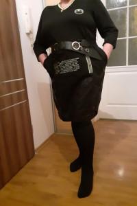 sukienka sportowa z odblaskiem...