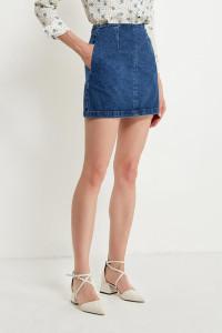 Jeansowa spódnica Tophop...