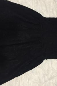 Sukienka czarna koronkowa...