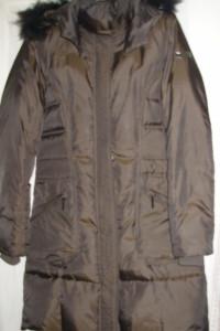 Puchowy płaszcz GAS 36
