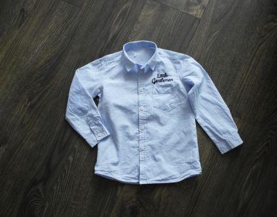 Koszulki, podkoszulki Koszula dla chłopca 92 98