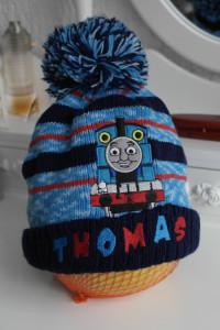 Zimowa czapka Thomas i Przyjaciele 3 4latka