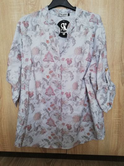 Bluzki Bluzka koszulowa 50