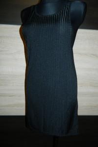 Missguided tunika bluzka paseczki roz 36