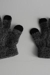 Rękawiczki dla 3 latka