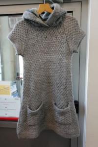 Zara dłuższy sweter tunika