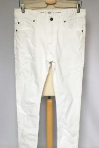 Spodnie Białe NOWE Kiomi Denim Skinny Fit W31 L 32 XL 42...