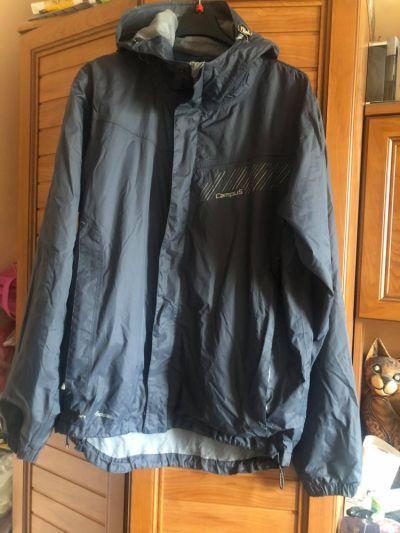 Odzież wierzchnia Campus przeciwdeszczowa kurtka 42 44
