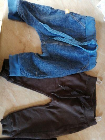 Spodnie i spodenki Spodenki chłopięce