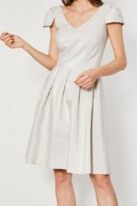 Sukienka rozkloszowana Balleria marki Click Fashion r 36...