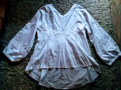 Bluzki Bluzka koszulowa Mohito M