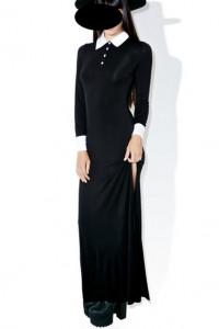 KillStar cemetery długa sukienka roz XL