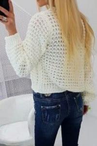 Super fajny sweterek sweter...