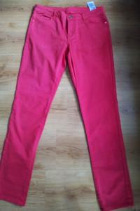 Koralowe spodnie Orsay 40 L...