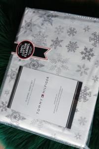 Komplet pościeli Tommy Hilfiger świąteczna