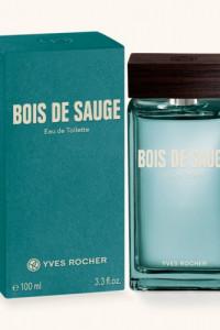 Yves Rocher Woda toaletowa Bois de Sauge100 ml