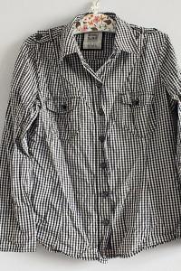 Koszula w kratę Esprit r 44...