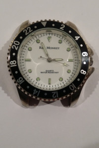 Nowy zegarek Red Monkey...