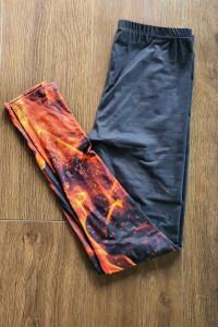 Nowe sportowe legginsy rozmiar uniwersalny