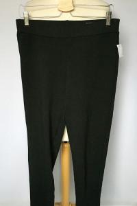 Legginsy Spodnie Czarne NOWE Tregginsy Asos XL 42...