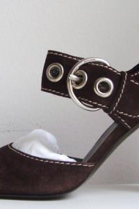Prada buty wysokie...