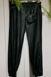 spodnie z nerką