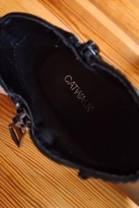 Buty raz założone