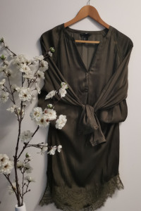 Nowa sukienka H&M...