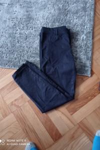 Spodnie F&F granatowe...