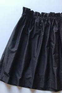 Plisowana spódnica MINI ZARA...