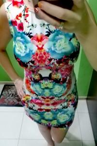 Sukienka H&M rozmiar M...