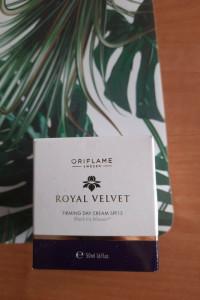 Nowy krem Royal Velvet na dzien Orfilame 50 ml...