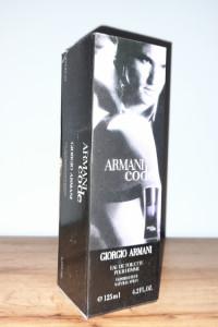Armani Code...