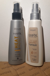 Zestaw do pielęgnacji włosów HairX Oriflame