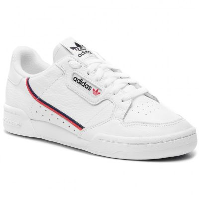 Trampki Białe sneakersy Adidas Continental 80 40 23
