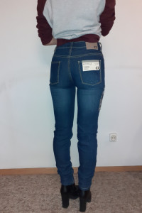 Spodnie jeansowe Castro...