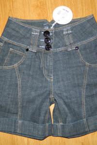 Top Secret jeansowe spodenki roz 27...